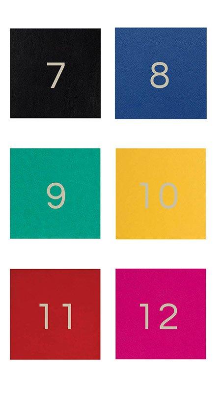 Album cover bright colours