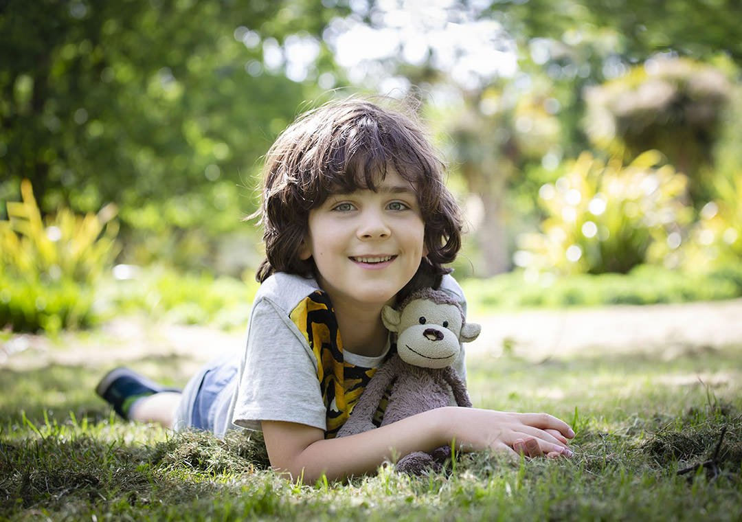 Child photography in Boston Manor, West London