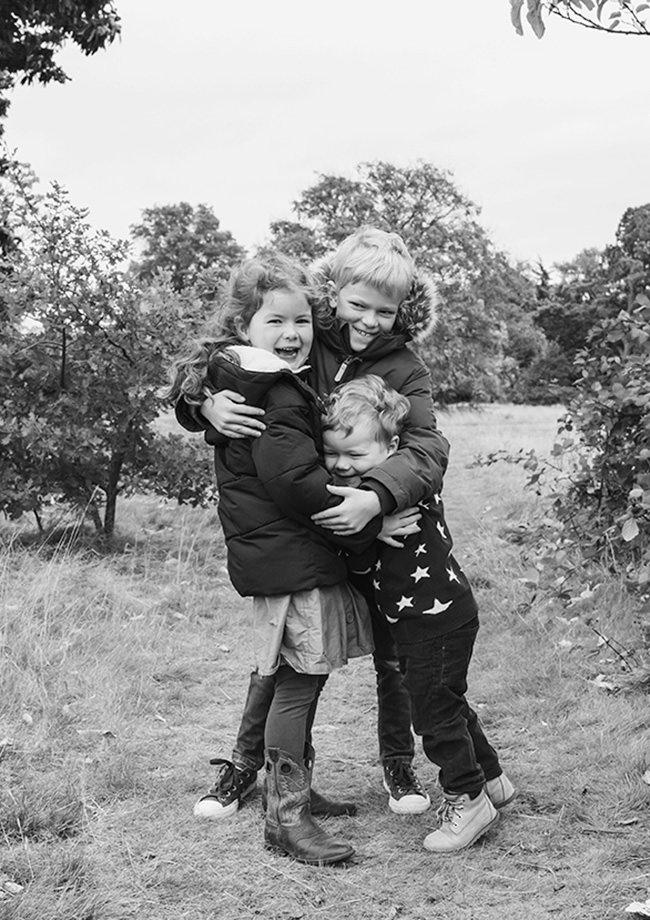 Children's photography West London