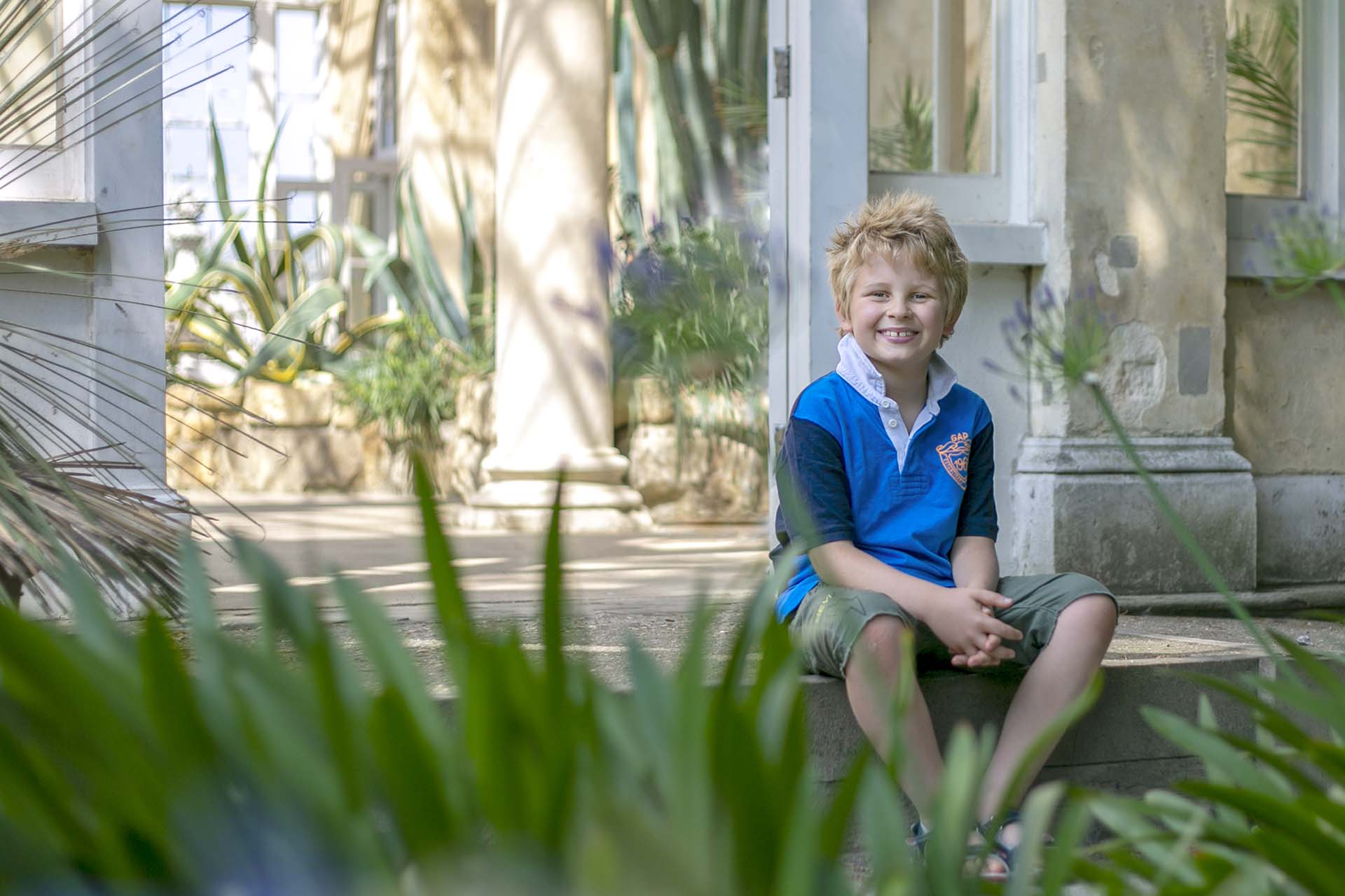Syon Park family photoshoot in West London